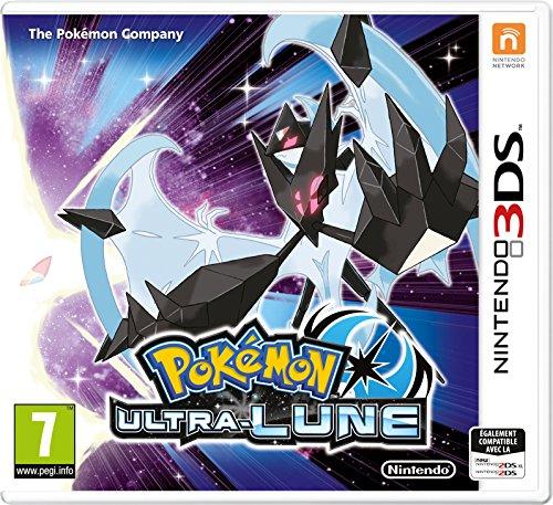 Pokémon Ultra Lune - 3DS