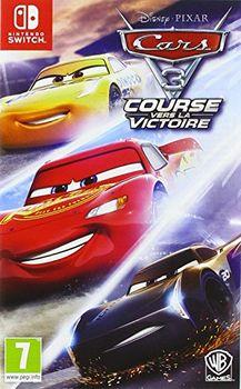 Cars 3 Course Vers La Victoire - SWITCH
