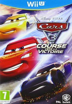 Cars 3 Course Vers La Victoire - WIIU
