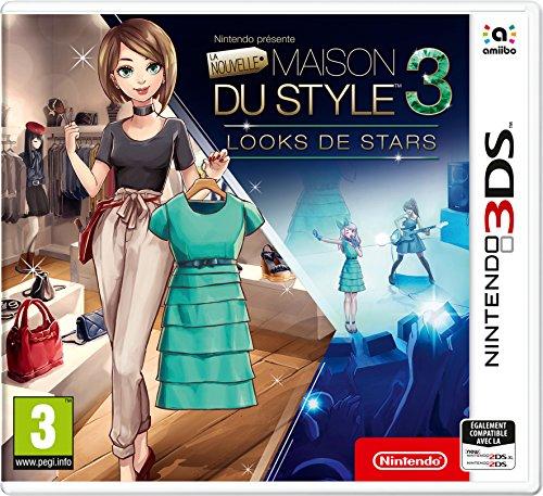La Nouvelle Maison Du Style 3 : Looks de Stars - 3DS