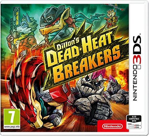 Dillon's  Dead-heat Breakers - 3DS