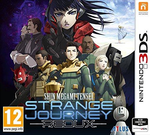 Shin Megami Tensei: Strange Journey Redux - 3DS