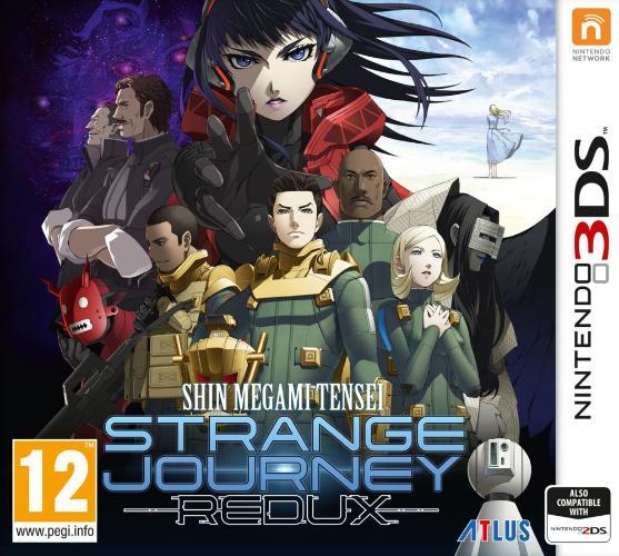 Shin Megami Tensei: Strange Journey Redux - XBOX ONE