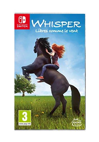 Whisper: Libres comme le vent - SWITCH