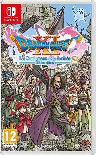 Dragon Quest XI: Les Combattants de la destinée - SWITCH