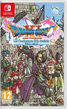 Dragon Quest XI : Les Combattants de la destinée - SWITCH