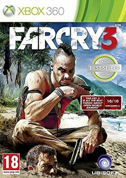 Far Cry 3 - Classic Edition - XBOX 360