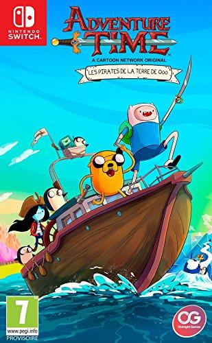 Adventure Time: Les Pirates de la Terre de Ooo - SWITCH