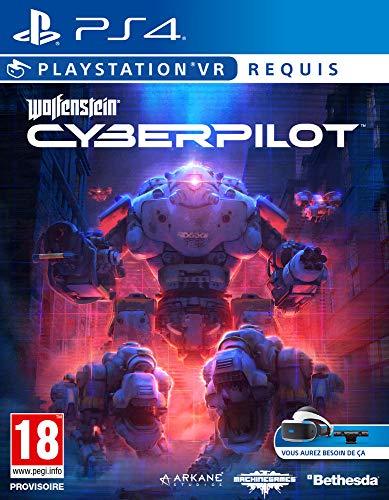 Wolfenstein Cyberpilot - PS4