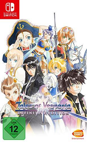 Tales of Vesperia: Definitive Edition - SWITCH