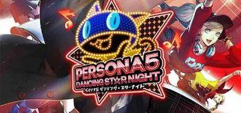 Persona 5: Dancing in Starlight - PSVITA