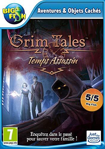 Grim Tales: The Time Traveler pour PC - PC