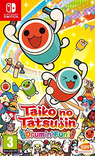Taiko No Tatsujin : Drum & Fun - SWITCH