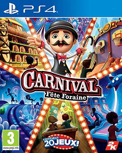 Carnival Fête Foraine pour PS4 - PS4