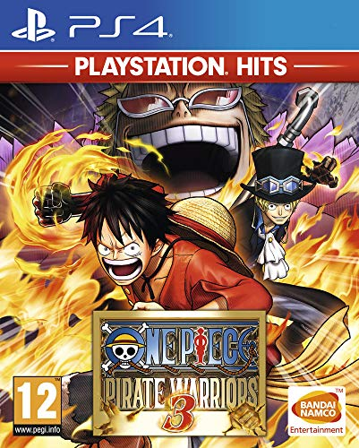 One Piece Pirate Warriors 3 Playstation Hits #BAD - PS4