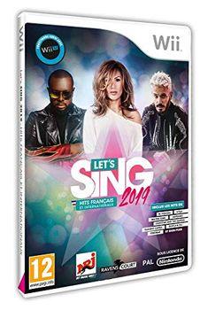 Let's Sing 2019: Hits Français et Internationaux - WII