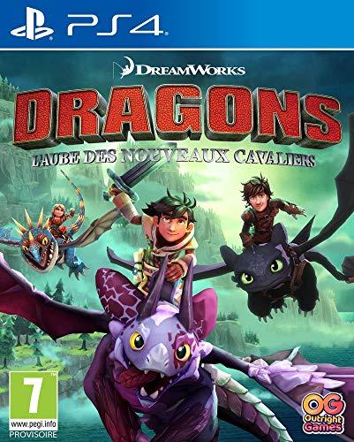 Dragons : L'aube des nouveaux cavaliers - PS4