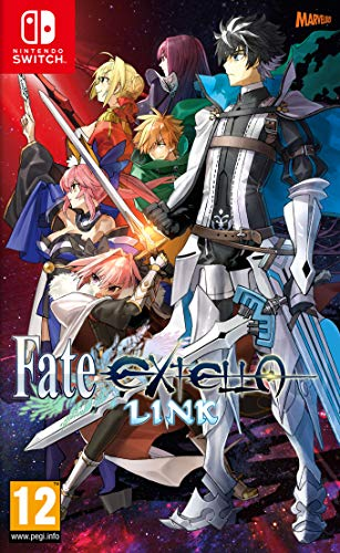 Fate Extella Link - SWITCH