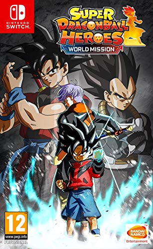 Super Dragon Ball Heroes World Mission Switch - SWITCH