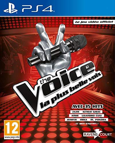The Voice – Le Jeu Vidéo Officiel - PS4