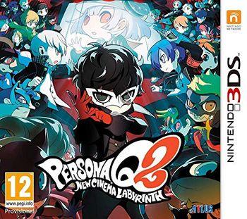 Persona Q2: New Cinema Labyrinth - 3DS