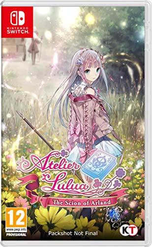 Atelier Lulua : The Scion Of Arland - SWITCH