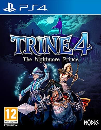 Trine 4 The Nightmare Prince - PS4