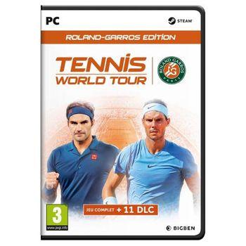 Tennis World Tour Roland Garros - PC