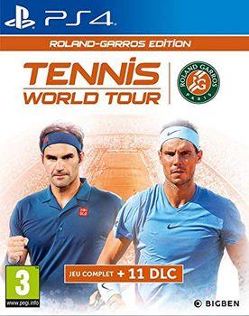 Tennis World Tour Roland Garros - PS4