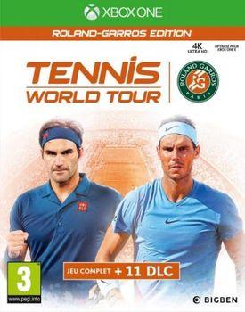 Tennis World Tour Roland Garros - XBOX ONE