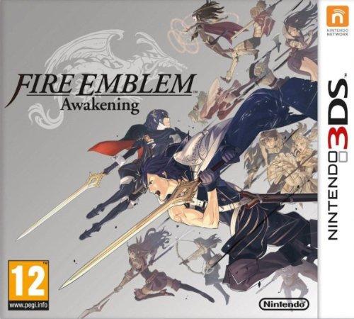 Fire Emblem Awakening - 3DS