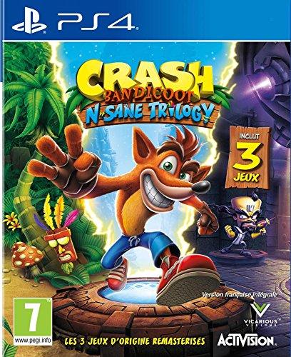 Crash Bandicoot the N. Sane Trilogy - PS4