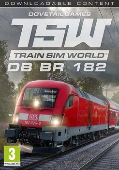 Train Sim World®: DB BR 182 Loco Add-On - PC