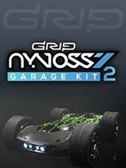 GRIP: Combat Racing - Nyvoss Garage Kit 2 - PC