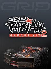 GRIP: Combat Racing - Pariah Garage Kit 2 - PC