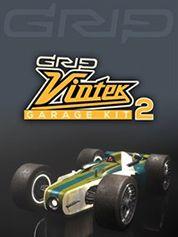 GRIP: Combat Racing - Vintek Garage Kit 2 - PC
