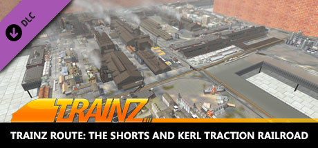 Trainz 2019 DLC: The Shorts and Kerl Traction Railroad - PC
