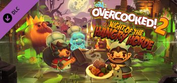 Overcooked 2 Night of the Hangry Horde - Linux