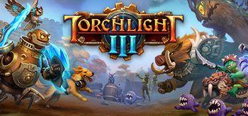 Torchlight III - PS4