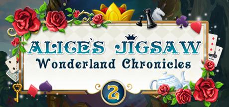 Alice's Jigsaw. Wonderland Chronicles 2 - PC
