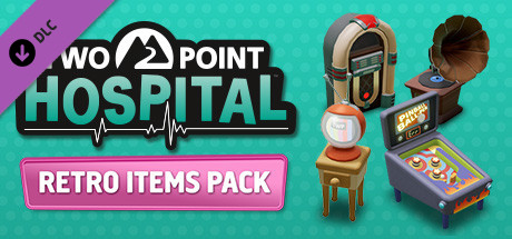 Two Point Hospital Retro Items Pack - unknown