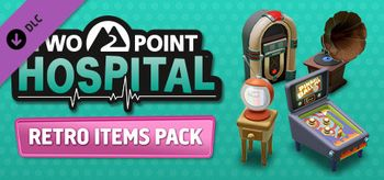 Two Point Hospital Retro Items Pack - Linux