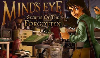 Mind's Eye: Secrets of the Forgotten - PC