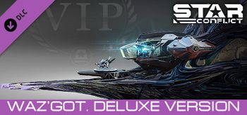 Star Conflict: Waz'got. Deluxe Version - PC