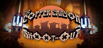 The Copper Canyon Shoot Out - PC