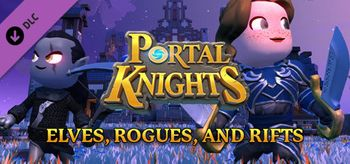 Portal Knights Elves Rogues and Rifts - XBOX ONE
