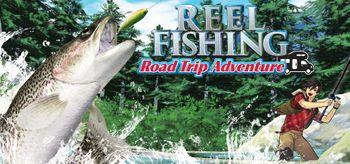 Reel Fishing Road Trip Adventure - PS4
