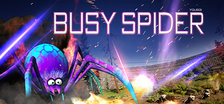 busy spider - PC