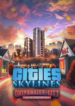 Cities: Skylines - Content Creator Pack: University City - PC