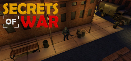 Secrets of War - PC